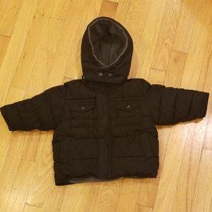 Boy's Old Navy Winter Jacket - Size 6-12 Months